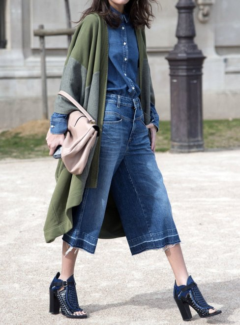 Street Style - Paris Collections: WOMEN AW15 - March 03 To March11, 2015