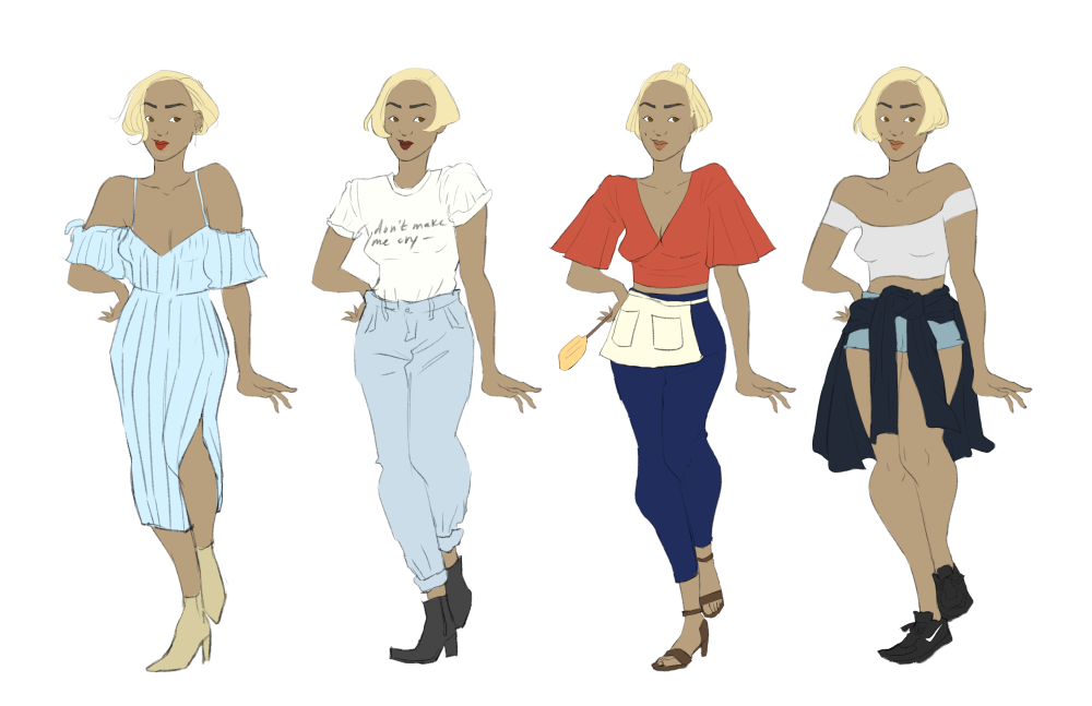 Nhi Casual Outfits